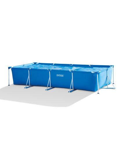 128273NP - Frame Pool Set Family 450 x 220 x 84 cm